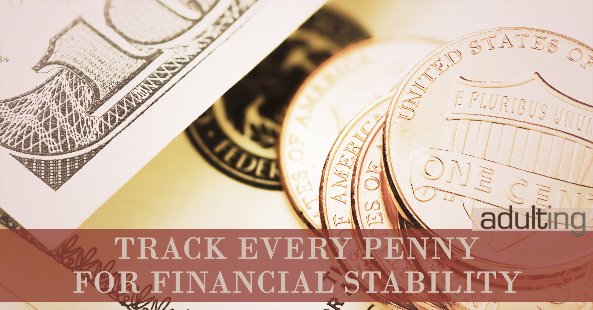 Track Every Penny for Financial Stability