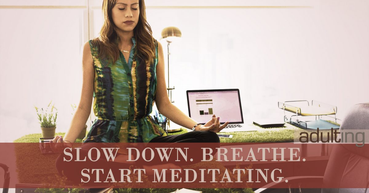 Live Your Best Life Through Calm Meditation