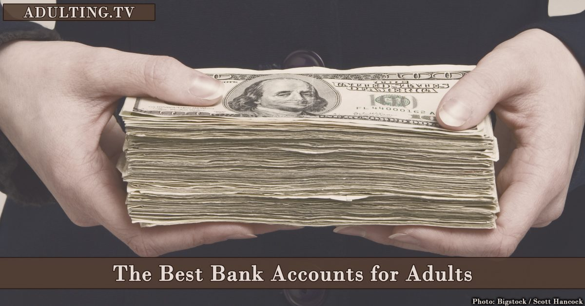 Best bank account options