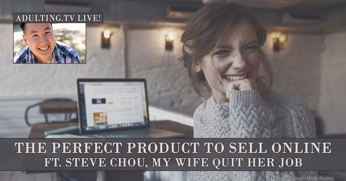 [B016] The Perfect Product to Sell Online