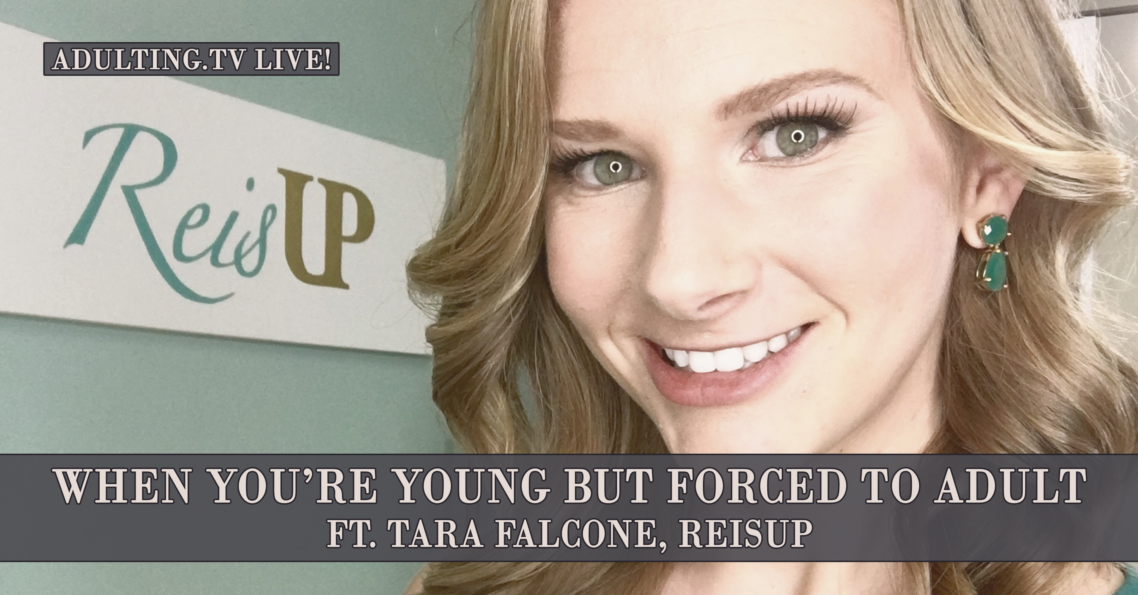 [B025] When You're Young But Forced to Adult ft. Tara Falcone, ReisUP