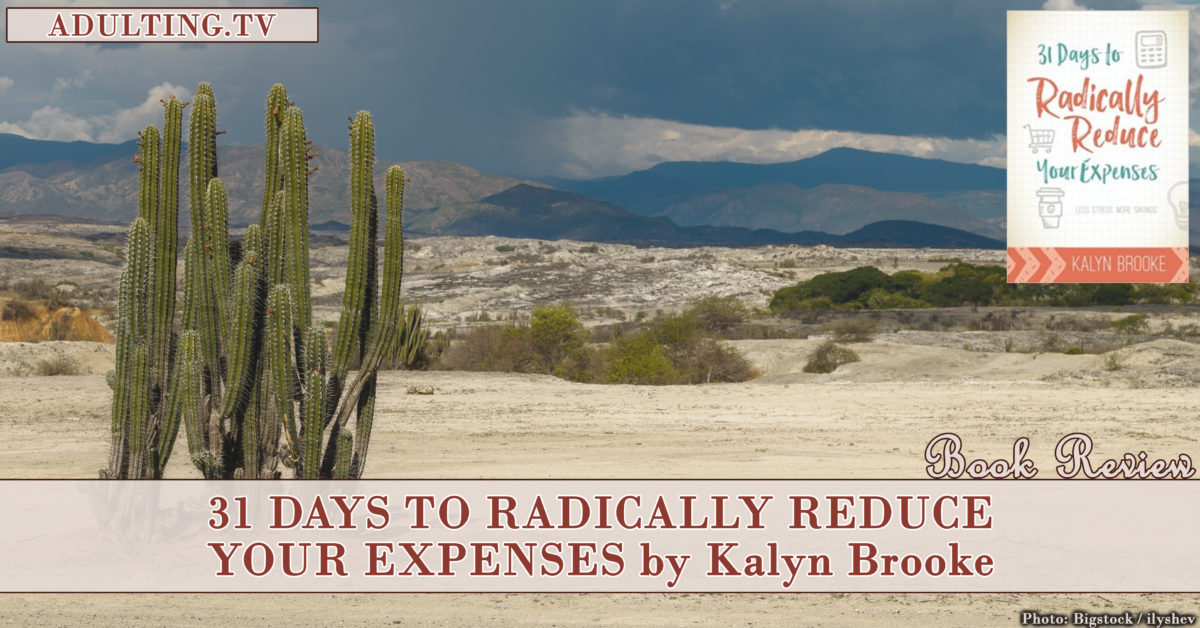 Book Review: 31 Days to Radically Reduce Your Expenses