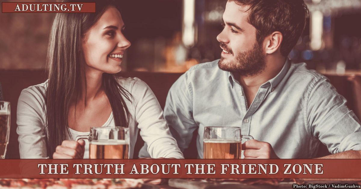 The Truth About the Friend Zone