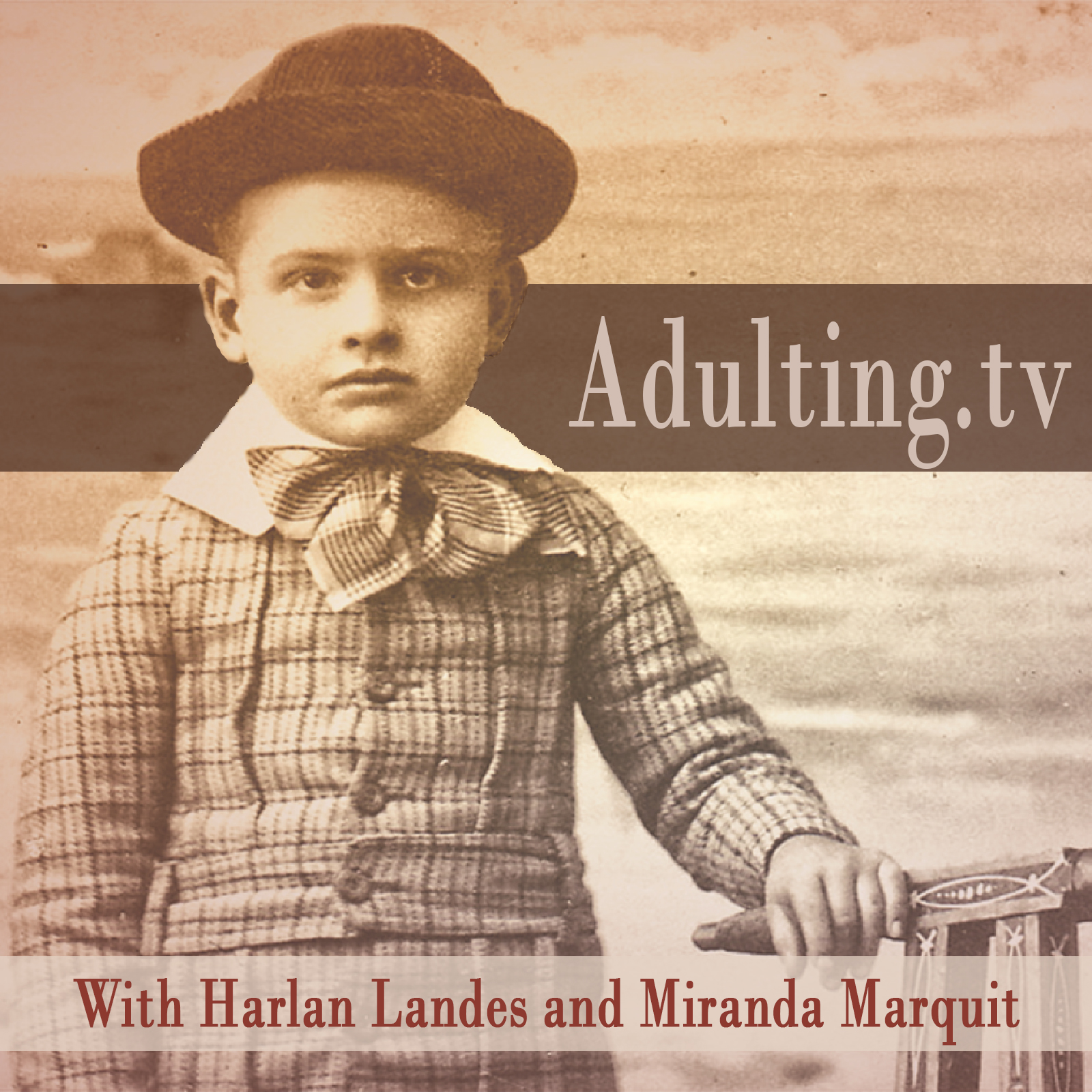 Adulting with Harlan Landes and Miranda Marquit